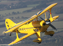 evansAbove Aerobatic Displays